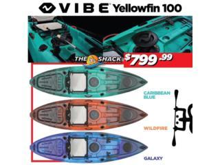 Vibe Yellowfin 100 , The SUP shack  Puerto Rico