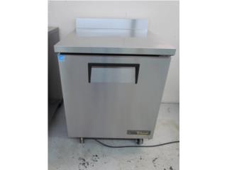 Freezer Working Top Nuevo True, KC WAREHOUSE Puerto Rico