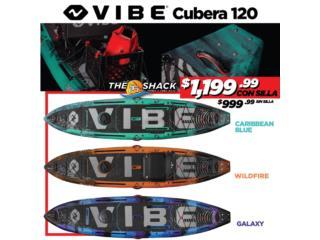 Vibe Cubera 120, The SUP shack  Puerto Rico