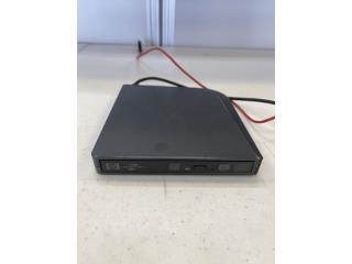 Lector de CD Externo para Laptop , La Familia Casa de Empeño y Joyería-San Juan Puerto Rico