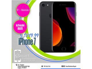 iPhone 7 desbloqueado, Smart Solutions Repair Puerto Rico