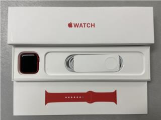 Apple Watch serie 6 rojo 44mm, LA FAMILIA MANATI  Puerto Rico