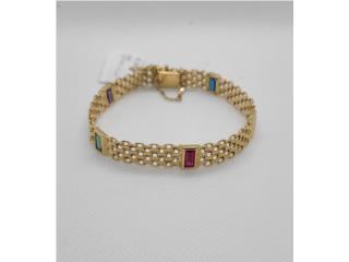 Gold Bracelet: 10.4D 14K size 6