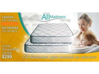 Set Posture Style Pillow Top  desde $469, ALL MATTRESS Puerto Rico