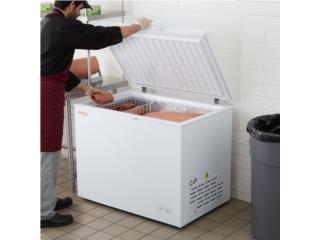 Freezer de 8.7 pc Frigidaire, Electro Appliance Puerto Rico