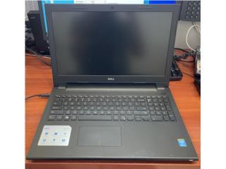 """DELL laptop CORE i3 15.6"""" Display , La Familia Casa de Empeño y Joyería-San Juan Puerto Rico"""