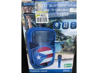Bosina Bluetooth speaker , La Familia Guayama 1  Puerto Rico