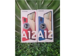 Galaxy A12 64GB Factory Unlock , Cellphone's To Go Puerto Rico