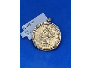 Charm 14k( moneda), La Familia Casa de Empeño y Joyería, Ave. Barbosa Puerto Rico