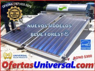 BONO $300 - UNICOS APROBADOS HURACANES, 56 ANIVERSARIO UNIVERSAL SOLAR OFIC:(787)635-5575 Puerto Rico