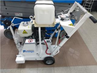 CORTADORA DE PISO (CONCRETO Y ASFALTO), Reliable Equipment Corp. Puerto Rico