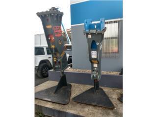 MARTILLOS HYDRAULICOS PARA EXCAVADORAS, Reliable Equipment Corp. Puerto Rico