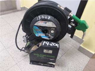 BOMBA CON CARRETES PARA DIESEL DE 27 GLS , Reliable Equipment Corp. Puerto Rico