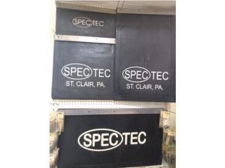 SET DE CHAPALETAS SPECTEC, Reliable Equipment Corp. Puerto Rico