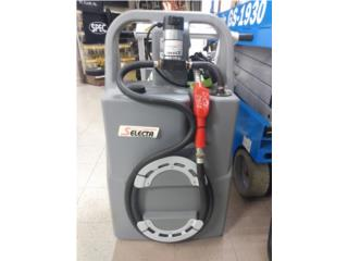 TANQUE PARA DIESEL 25 GAL, Reliable Equipment Corp. Puerto Rico