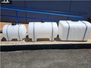TANQUES DESDE 35,50,65 100 GLS EN POLIETILENO, Reliable Equipment Corp. Puerto Rico