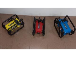 VIBRADORES PARA CONCRETO NORTHROCK, Reliable Equipment Corp. Puerto Rico