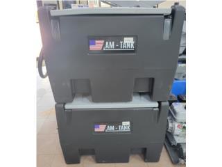 TANQUE COM BOMBA ELEC. Y PISTERO PARA DIESEL, Reliable Equipment Corp. Puerto Rico