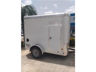 TRAILER CERRADO HAULMARK 5x8 , Reliable Equipment Corp. Puerto Rico