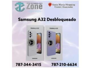 SAMSUNG A32 - NUEVO Y DESBLOQUEADO , The Technology Zone Puerto Rico