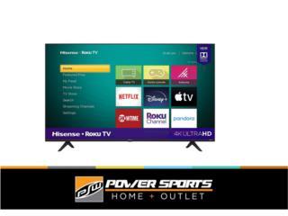 ¡TV HISENSE 43' ROKU SMART!, Power Sports Home + Outlet Puerto Rico