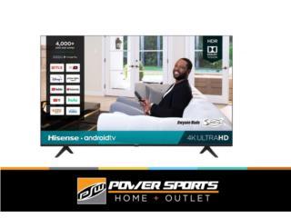¡TV HISENSE 75'!, Power Sports Home + Outlet Puerto Rico