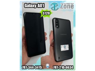 Samsung A01 - NUEVO Y DESBLOQUEADO , The Technology Zone Puerto Rico