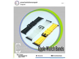 Correas De Apple Watch, Smart Solutions Repair Puerto Rico