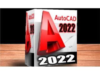 >>>>> AUTOCAD 2022 + BLOQUES <<<<<<, @ USUARIO PREMIUM 100 % Puerto Rico