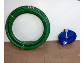 MANGAS PARA BOMBAS DE AGUA , Reliable Equipment Corp. Puerto Rico