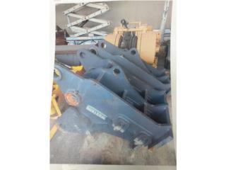 PULVERIZADOR MECANICO CATTERPILLAR 320, Reliable Equipment Corp. Puerto Rico