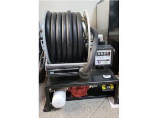CARRETE DE DIESEL CON METRO Y BOMBA ELECTRICA, Reliable Equipment Corp. Puerto Rico