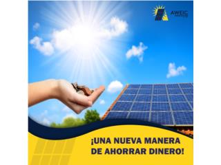 Sistema Solar - Medicion Neta, AWEIC INNOVATION Puerto Rico