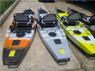 Orza kayak angler 12 pies de pedales , D MAXIMUS IMPORTS Puerto Rico