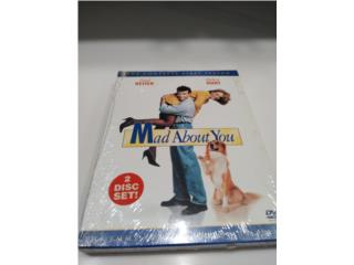 **MAD ABOUT YOU**  dvds set, BLESSED IMPORTS Puerto Rico