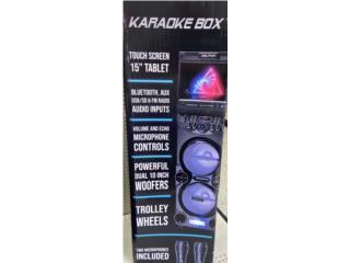 Dolphin Karaoke box, LA FAMILIA MANATI  Puerto Rico