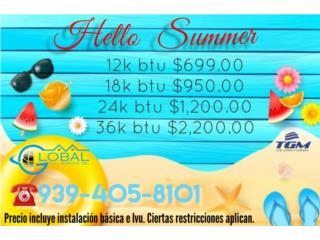 HELLOW SUMMER!!!!!, Global Full Service Inc Puerto Rico