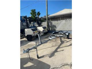 TRAILER JET-SKI DOBLE, Reliable Equipment Corp. Puerto Rico