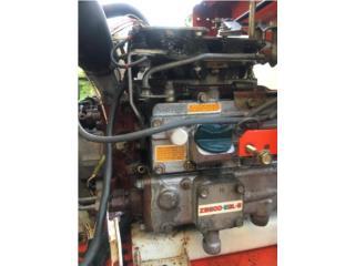DISP MOTOR KUBOTA MODELO GL6500s, CARMELO FIGUEROA SOTO Puerto Rico