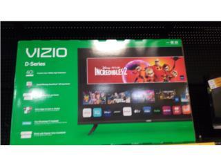 Vizio Smart TV 40', La Familia Casa de Empeño y Joyería-Mayagüez 1 Puerto Rico
