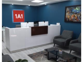 RECEPCIONES DE OFICINA, A E NOVA, INC. Puerto Rico