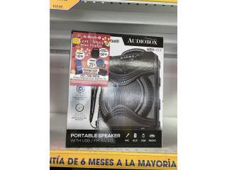 AudioBox bocina , La Familia Casa de Empeño y Joyería-Bayamón Puerto Rico
