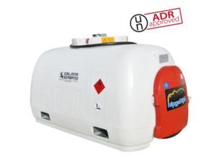 Tanque Diesel / Gasolina 254 Gal = HIPOTANK, FJR Equipment Puerto Rico