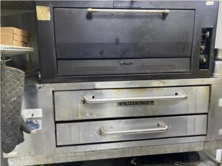 Horno baker pride pizza stainless steel , Echedistributors@yahoo.com Puerto Rico
