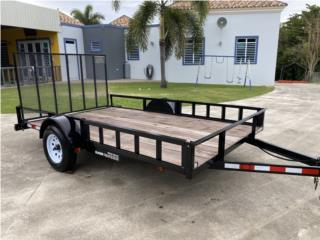 Carreton Triple Crown 7x12 ATV, AGUSTIN CARDONA Puerto Rico