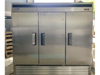 Freezer 3 puertas , KC WAREHOUSE Puerto Rico