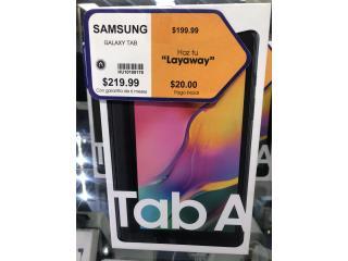 Samsung tab A, La Familia Casa de Empeño y Joyería-Humacao Puerto Rico