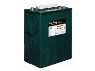 bateria outback 6v 445  24ah , FIRST TECH SOLAR Puerto Rico