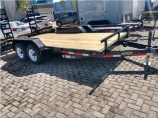 TRAILER 7x16 -5 TON MULTIUSOS, Reliable Equipment Corp. Puerto Rico