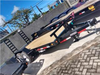 TRAILER 7x16 7 TON , Reliable Equipment Corp. Puerto Rico